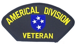 Americal Division Patches